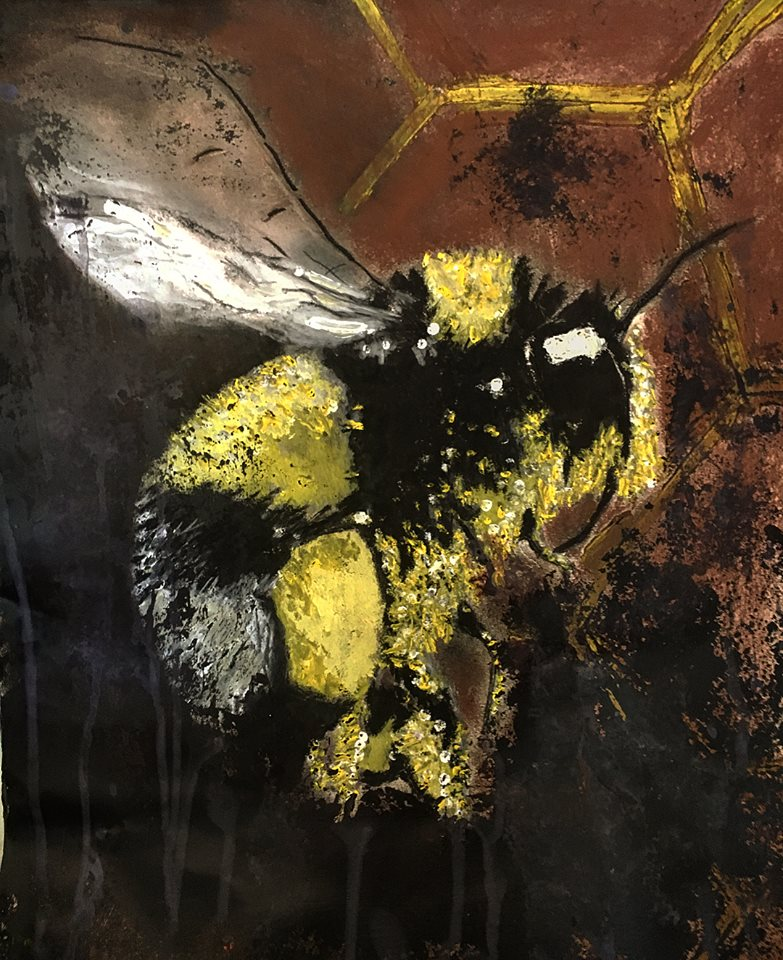 """""""BUzzy Little Bee"""""""