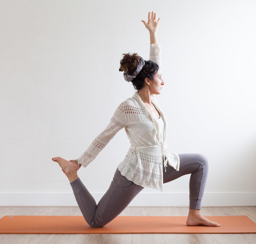Client: Yogadisja