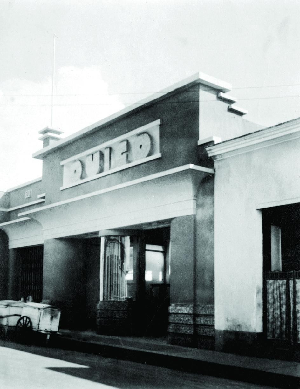 Edificio Comercial Francisco Caro