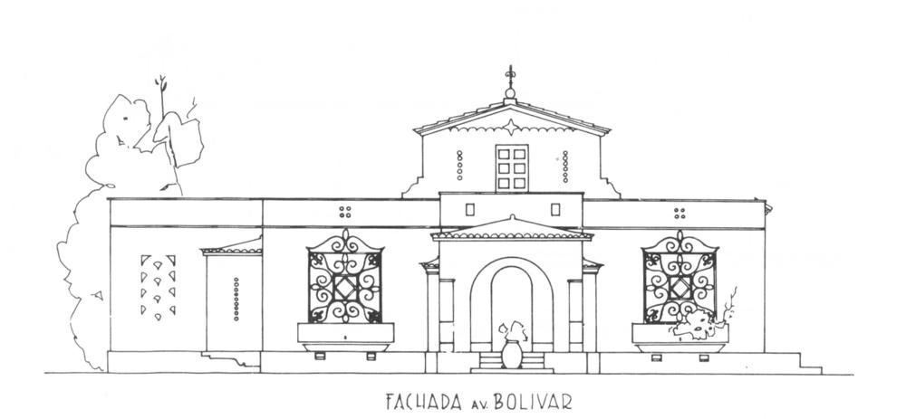 Residencia Familia Caro Álvarez