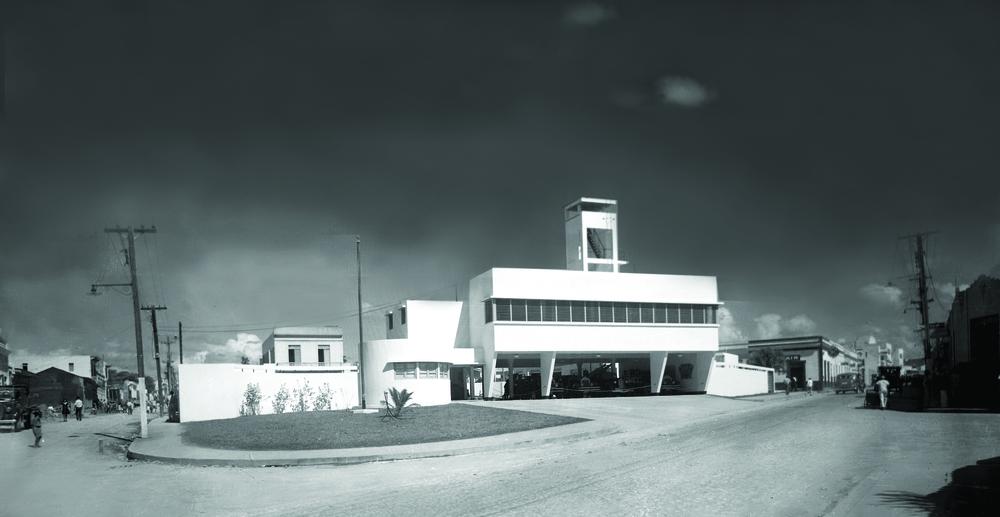 Cuartel General de Bomberos de Santo Domingo
