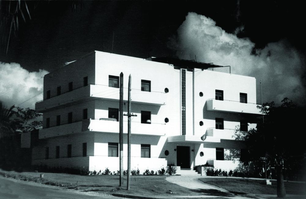 Edificio de Apartamentos Menéndez