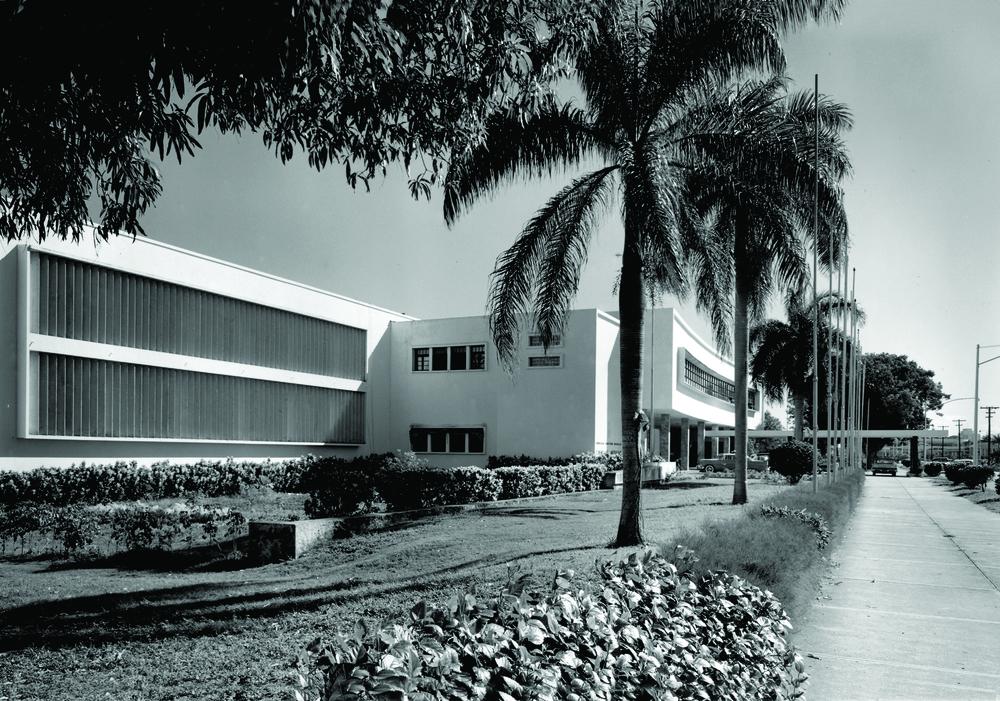 Facultad de Ciencias Médicas Universidad de Santo Domingo (USD), 1944-1945.