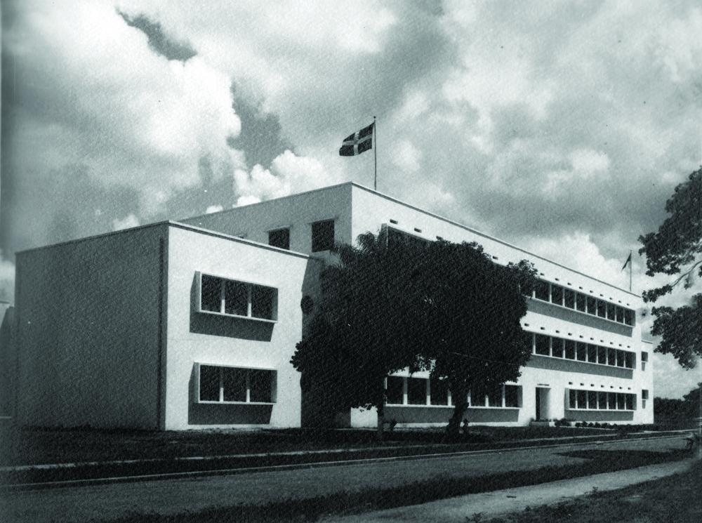 Laboratorios de Medicina Universidad de Santo Domingo (USD), 1947.