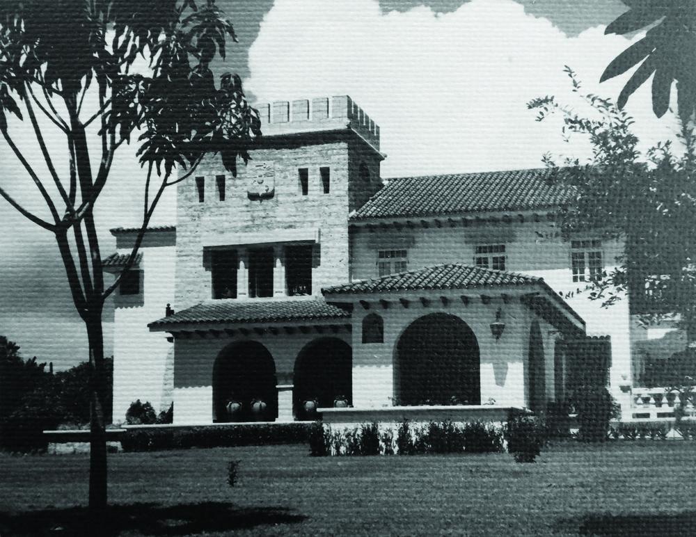 Residencia Dr. Manuel Resumil Arangunde (Pazo de Arosa), 1949.