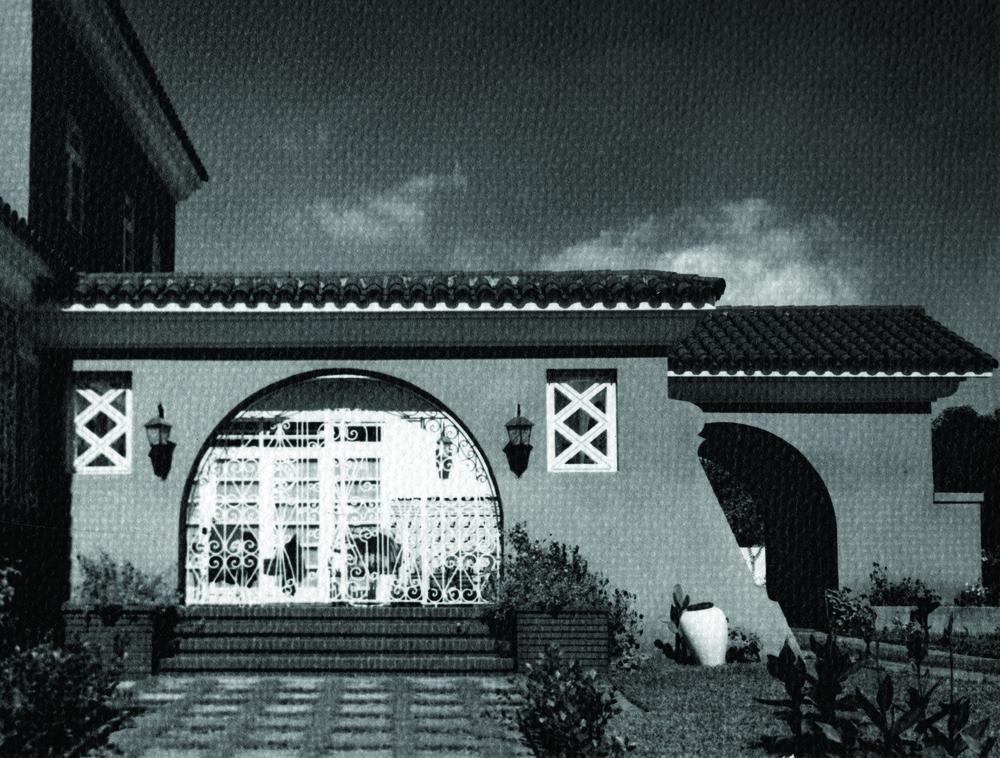 Residencia Julián Barceló, S.D. 1948.