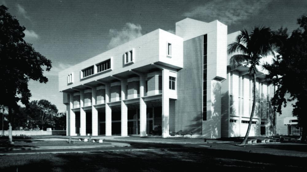 Museo del Hombre Dominicano, 1973.