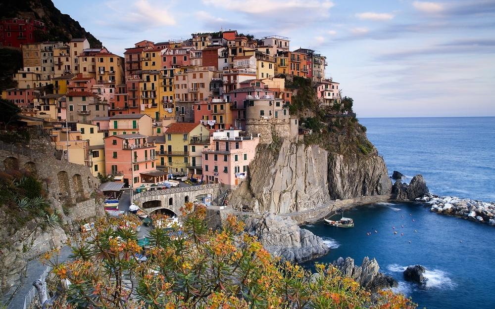 アマルフィ・イタリア