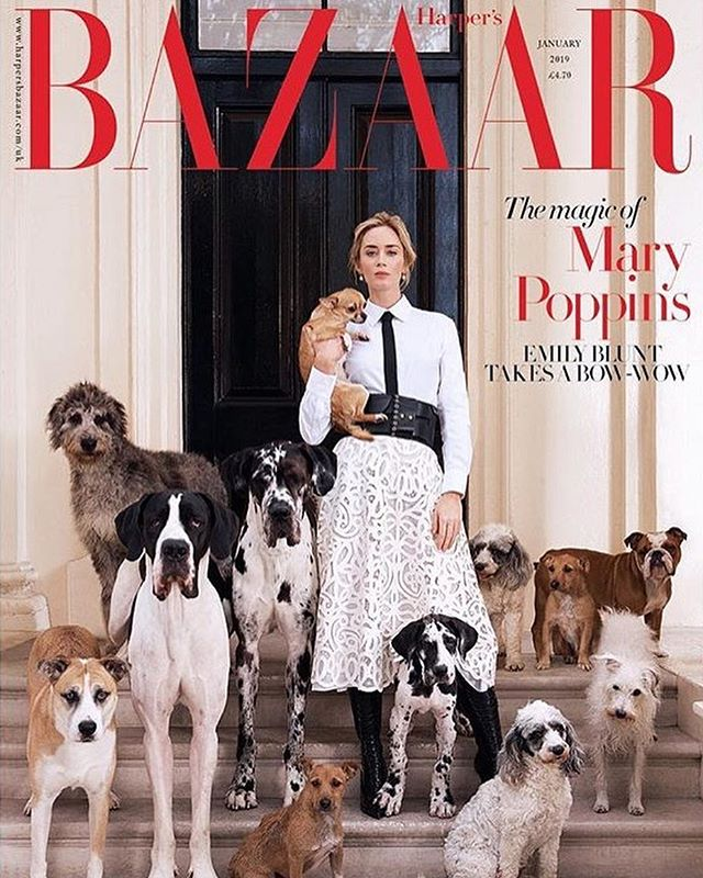 The January issue of @bazaaruk is out now! Swipe to see my edit of the best Christmas gifts to buy your loved ones 💖🎅🏼🎁🎄☃️🤶🏻
