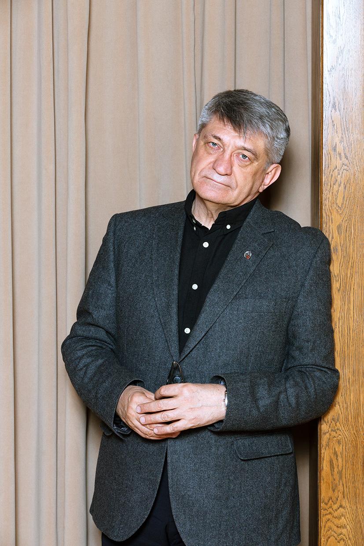 ALEXANDER SOKUROV / RUSSIAN DIRECTOR AND SCREENWRITER