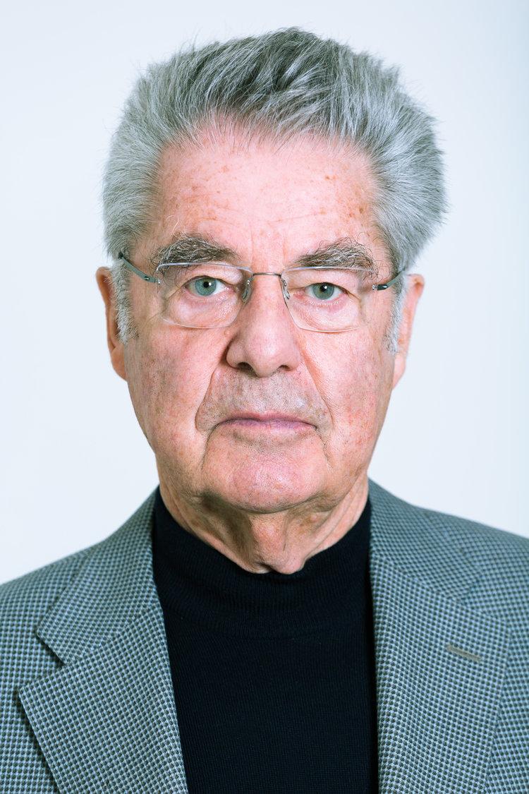 Heinz Fischer, ehemaliger Bundespräsident von Österreich