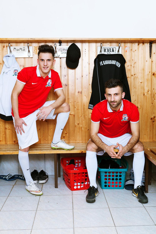 VIENNA FOOTBALL CLUB / FC KARABAKH