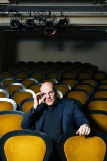 "SEBASTIAN F. SCHWARZ / ARTISTIC PRODUCTION DIRECTOR OF ""THEATER AN DER WIEN"", AUSTRIA"