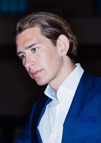 Sebastian Kurz / Austrian chancellor