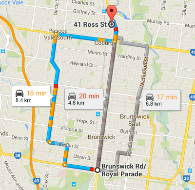 sydney road google maps.png