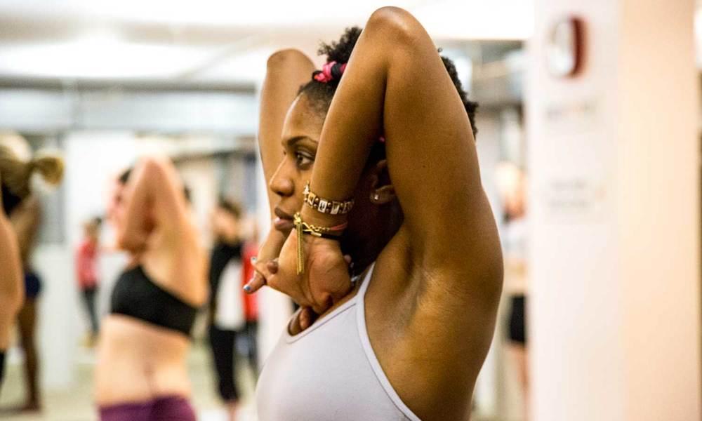 Sohot Bikram Yoga Deep Breathing