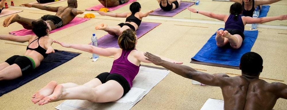 Sohot Bikram Hot Yoga Full Locust
