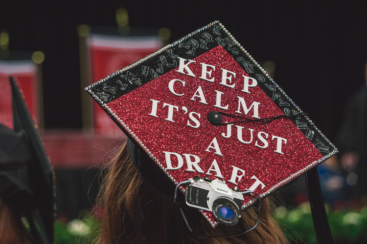 Arts and Photography Graduation Cap