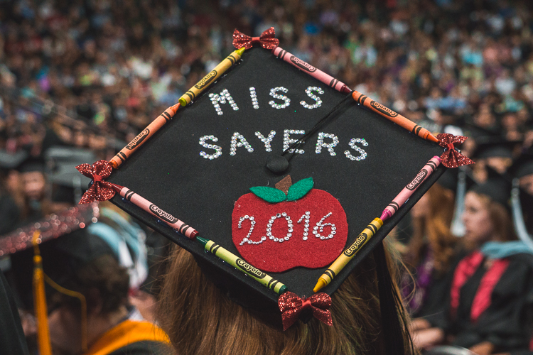 Teaching Graduation Cap