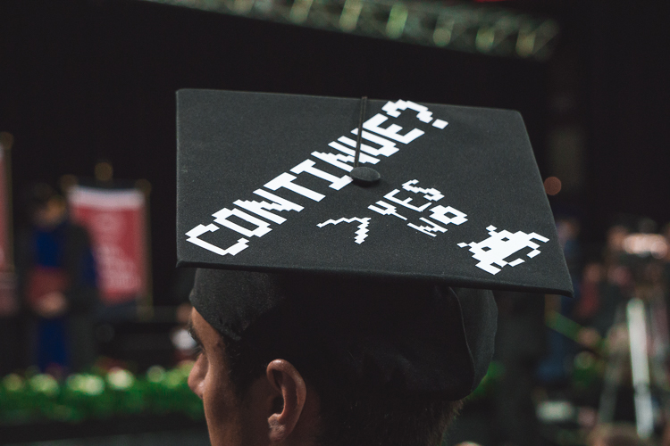 Gaming Graduation Cap