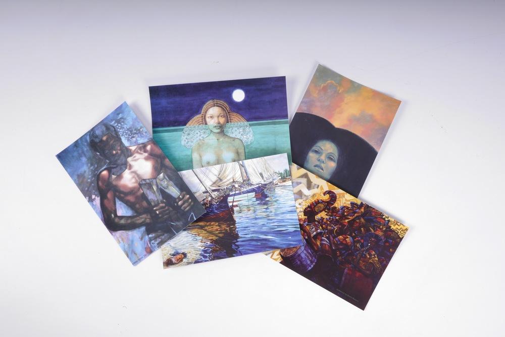 R. Brent Malone Postcards