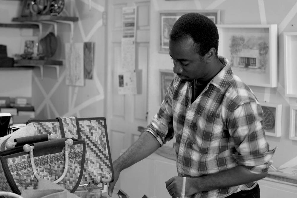 Amard Rolle  |  Mixed Media Store Manager  |  Read Bio (click)