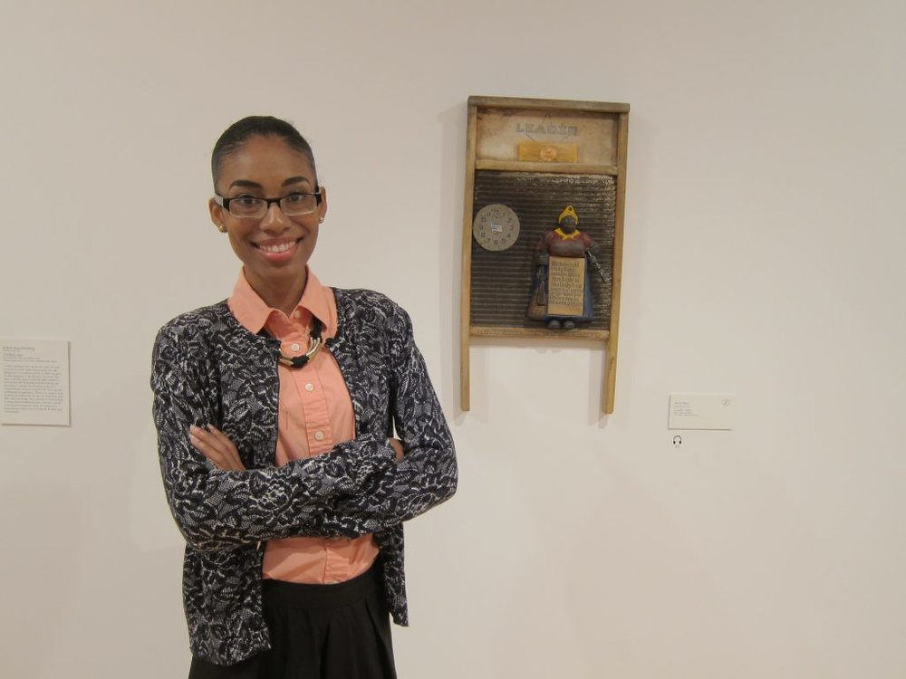 Betye Saar, Leader (1998). Mixed media assemblage, 26 in. x 13 1/2 in. x 2 3/4 in. (66.04 cm x 34.29 cm x 6.99 cm). The Lunder Collection, 2012.328