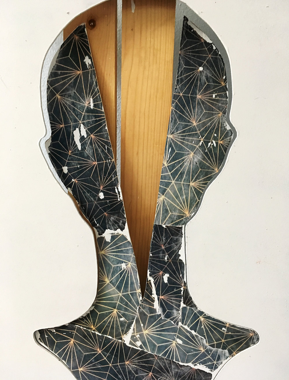 Dede Brown, portrait for Tessellation.