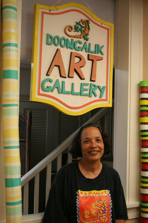 Pam Burnside, Doongalik Studios proprietor