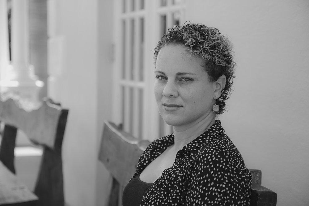 Katrina Cartwright, Education Officer