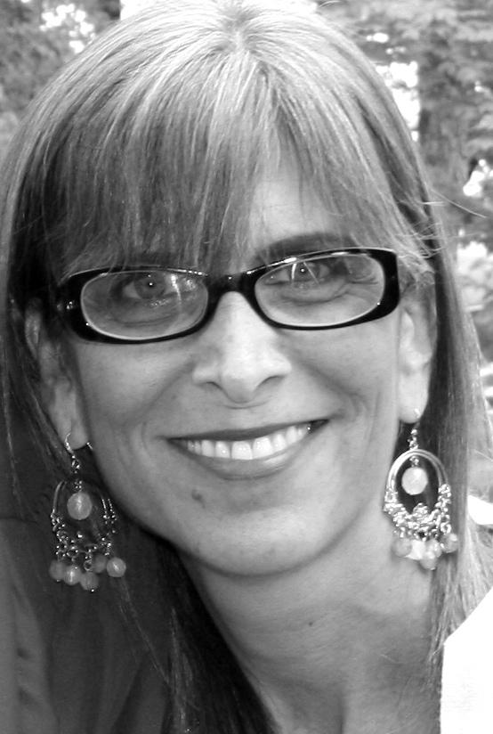 Artist Sue Katz
