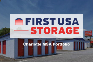 First USA Storage Charlotte