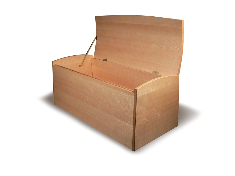 Coopered Chest