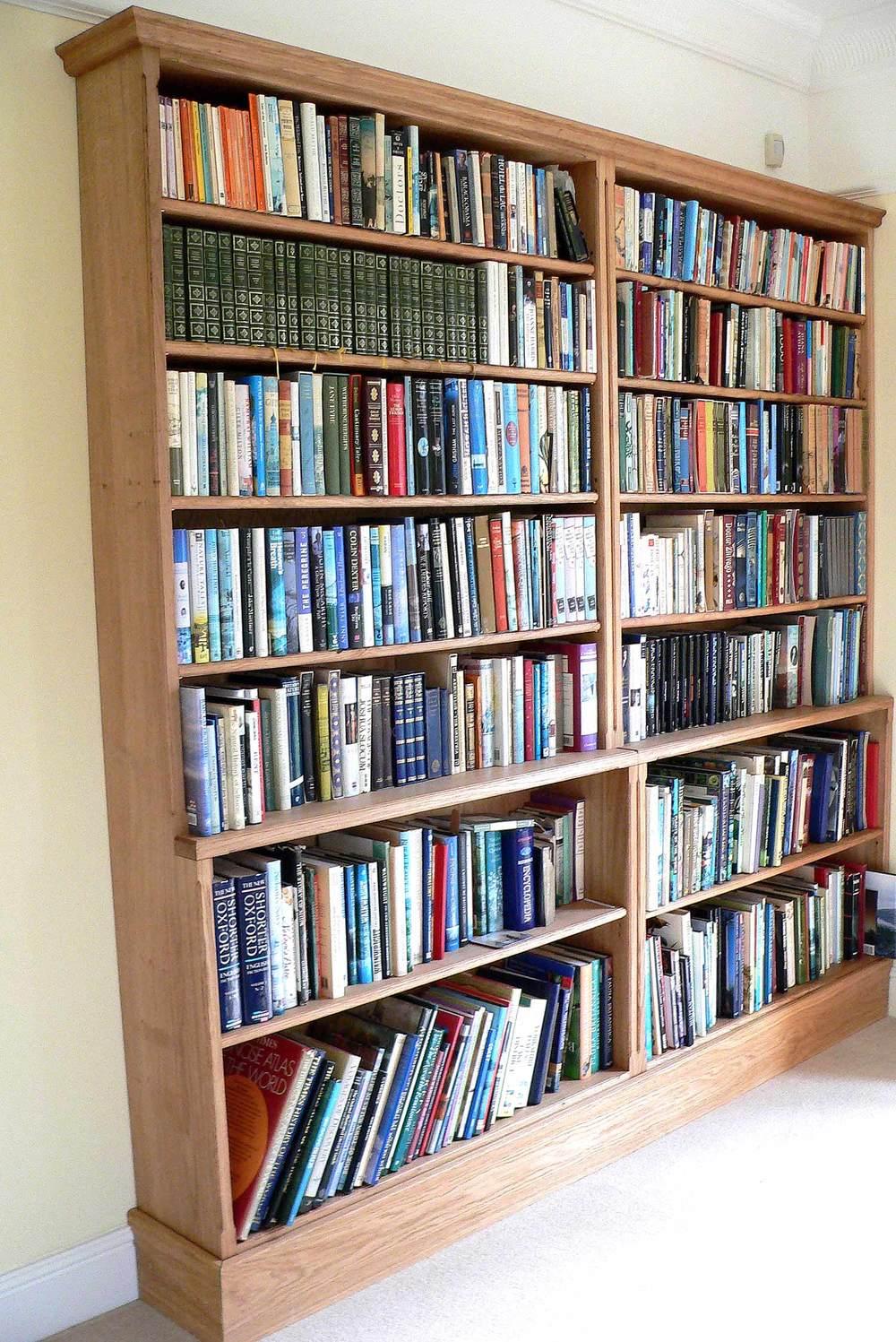 Hay on Wye Bookcase