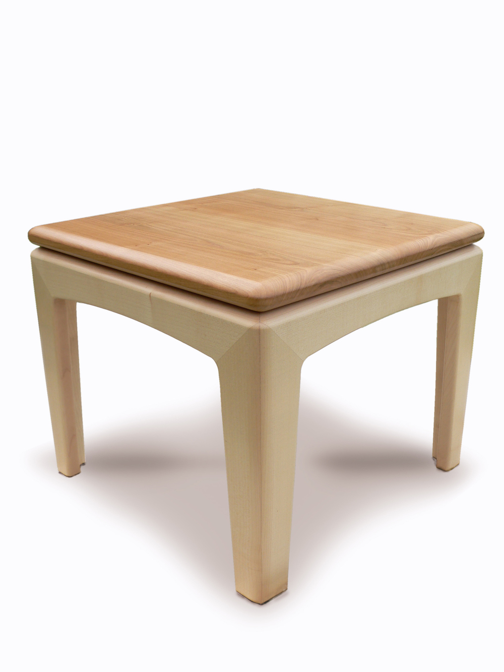Rosy Footstool / Table