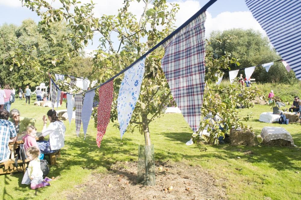 Orchard Picnics 2015