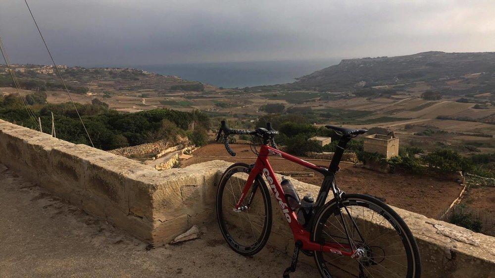 Xaghra - Ramla view