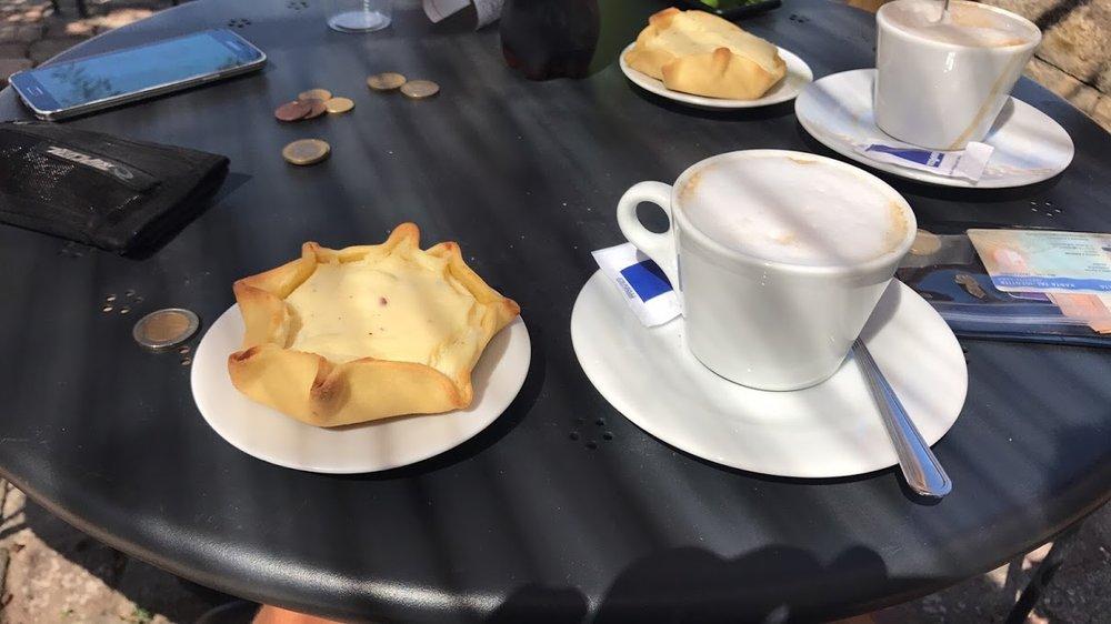 Last Cafe stop (Sunday)