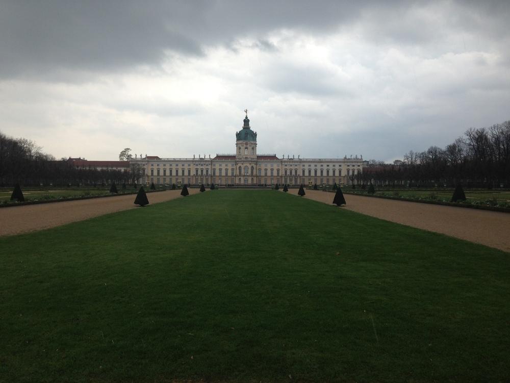 Schloss Charlottenburg , Berlin