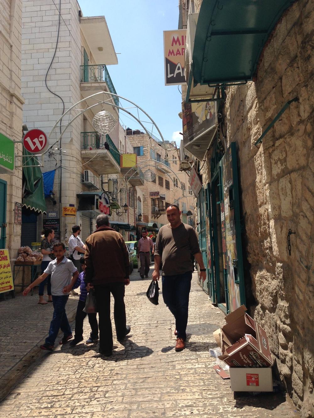 Bethlehem, Israel (the West Bank)