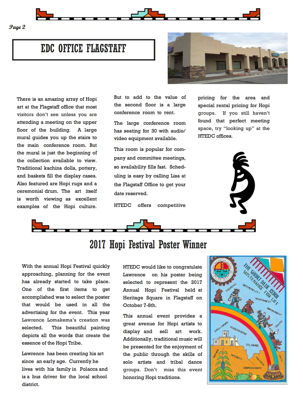 April Newsletter - Page 2
