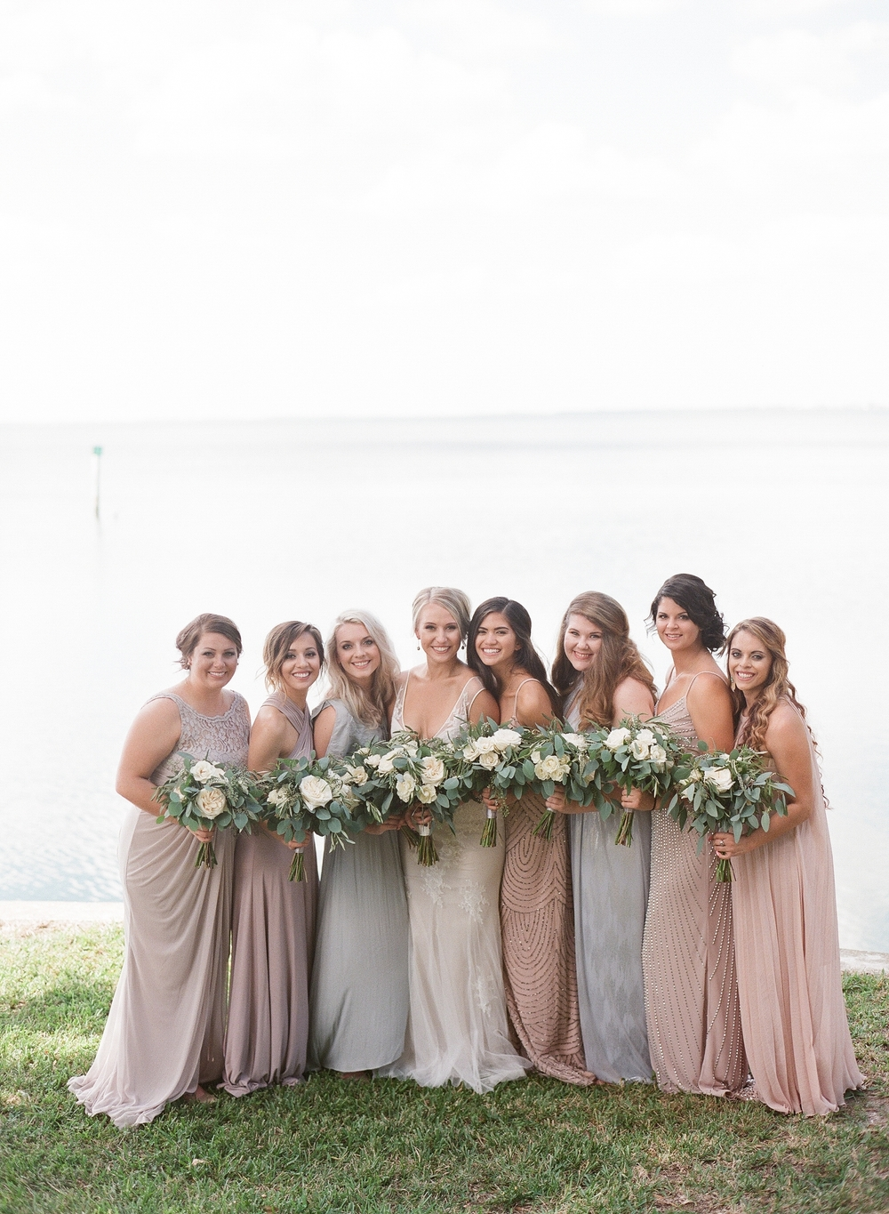 Dave Lapham Photography | Wedding Photos | Powel Crosley Estate | Bridal Party