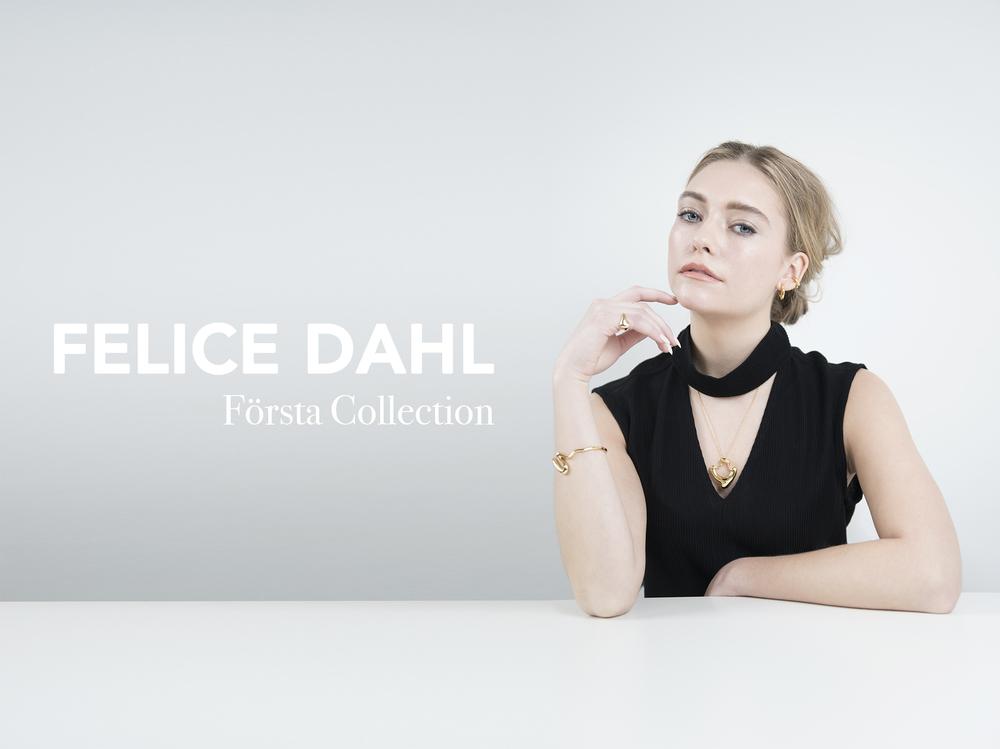 Felice Dahl Första Campaign Style