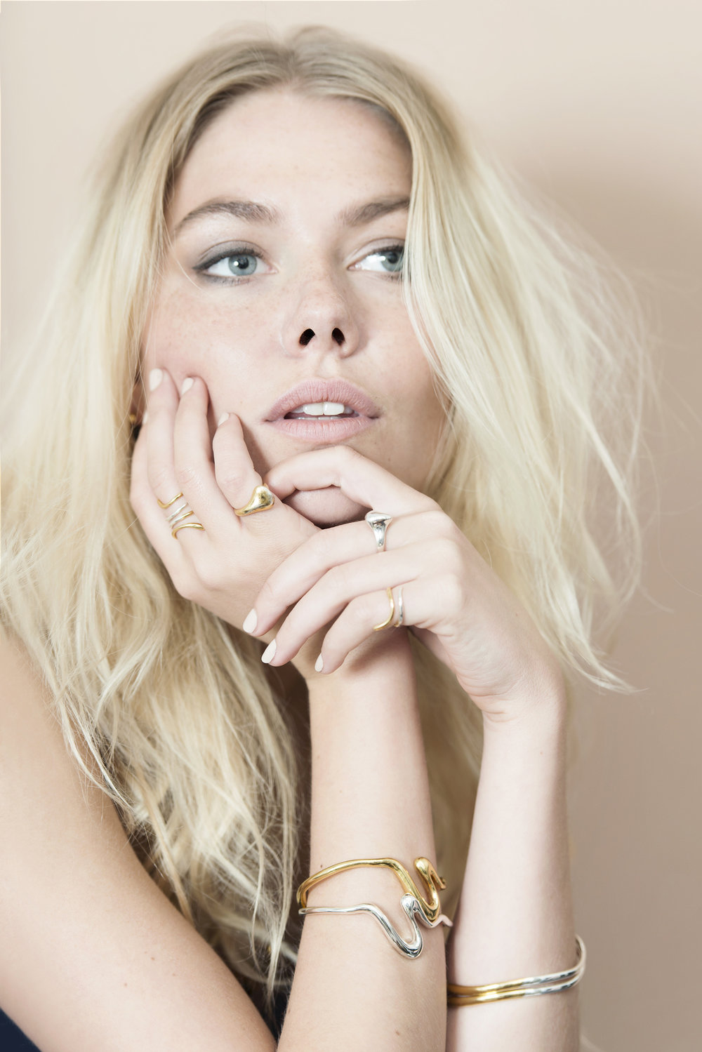 Felice Dahl Scandi Cool Jewellery Freja Wewer
