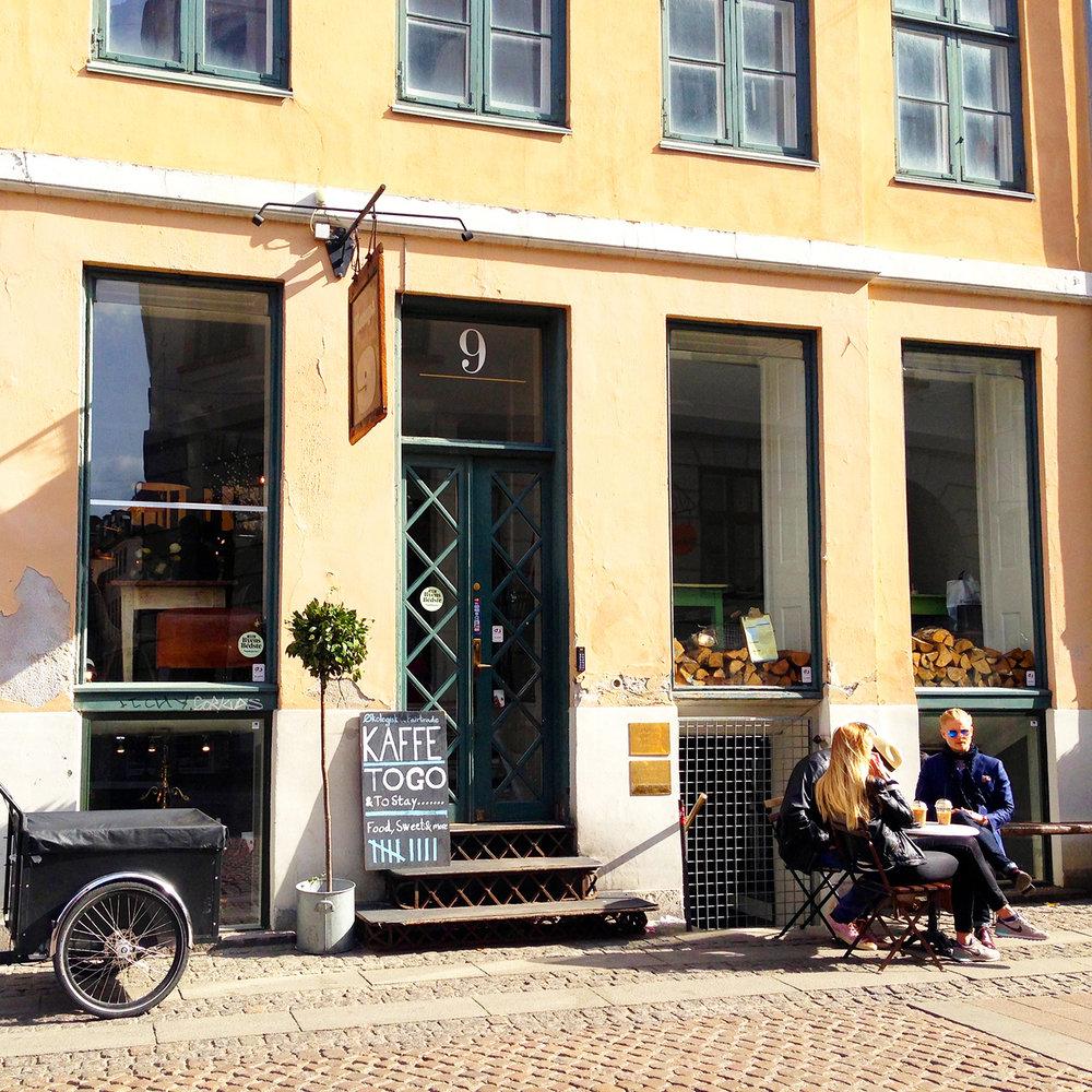 Felice Dahl Copenhagen