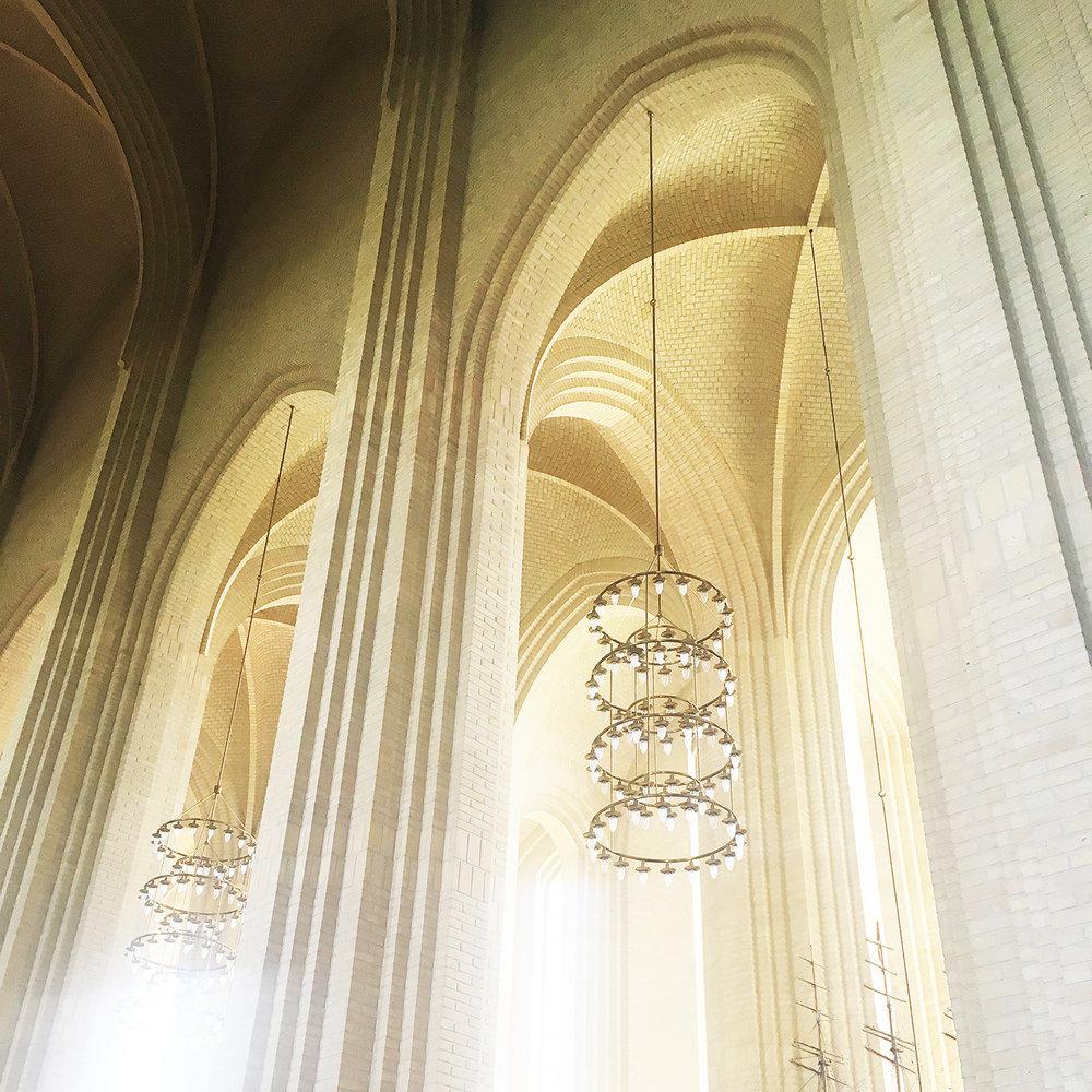 Felice Dahl Copenhagen Grundtvigs kirke