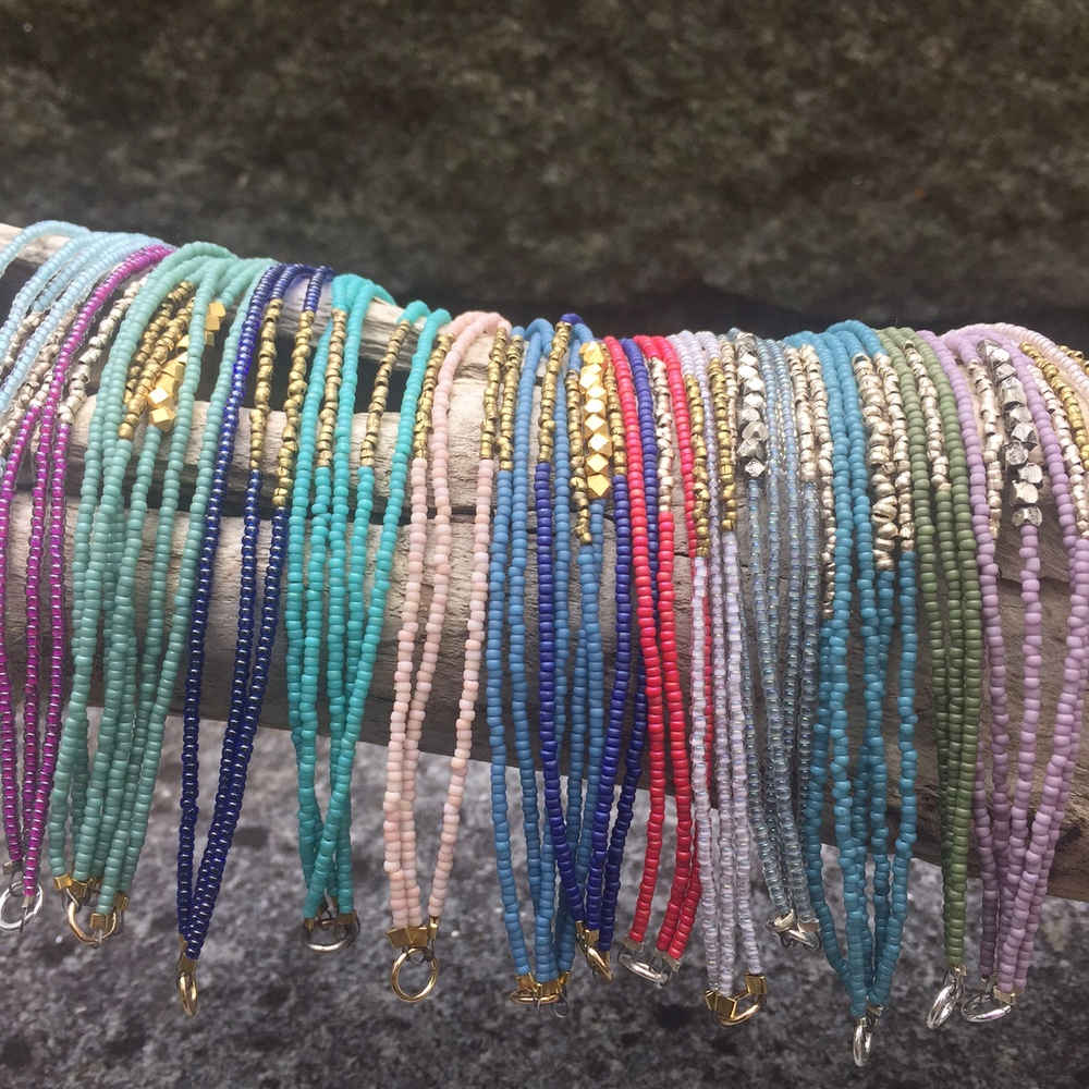 Beaded Bracelets -