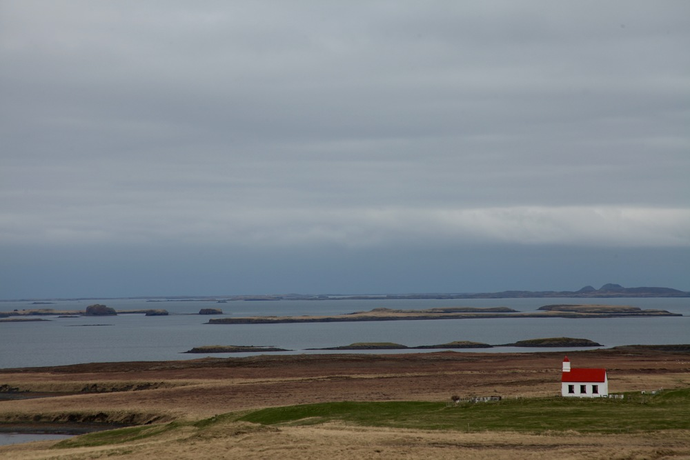 Hvammsfjörður,West Iceland (Photo by Andrew Evans)