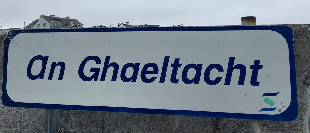 The Gaeltacht signifies the Irish-speaking regions of Ireland (Photo by Andrew Evans)