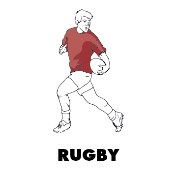 Rugby design gallery